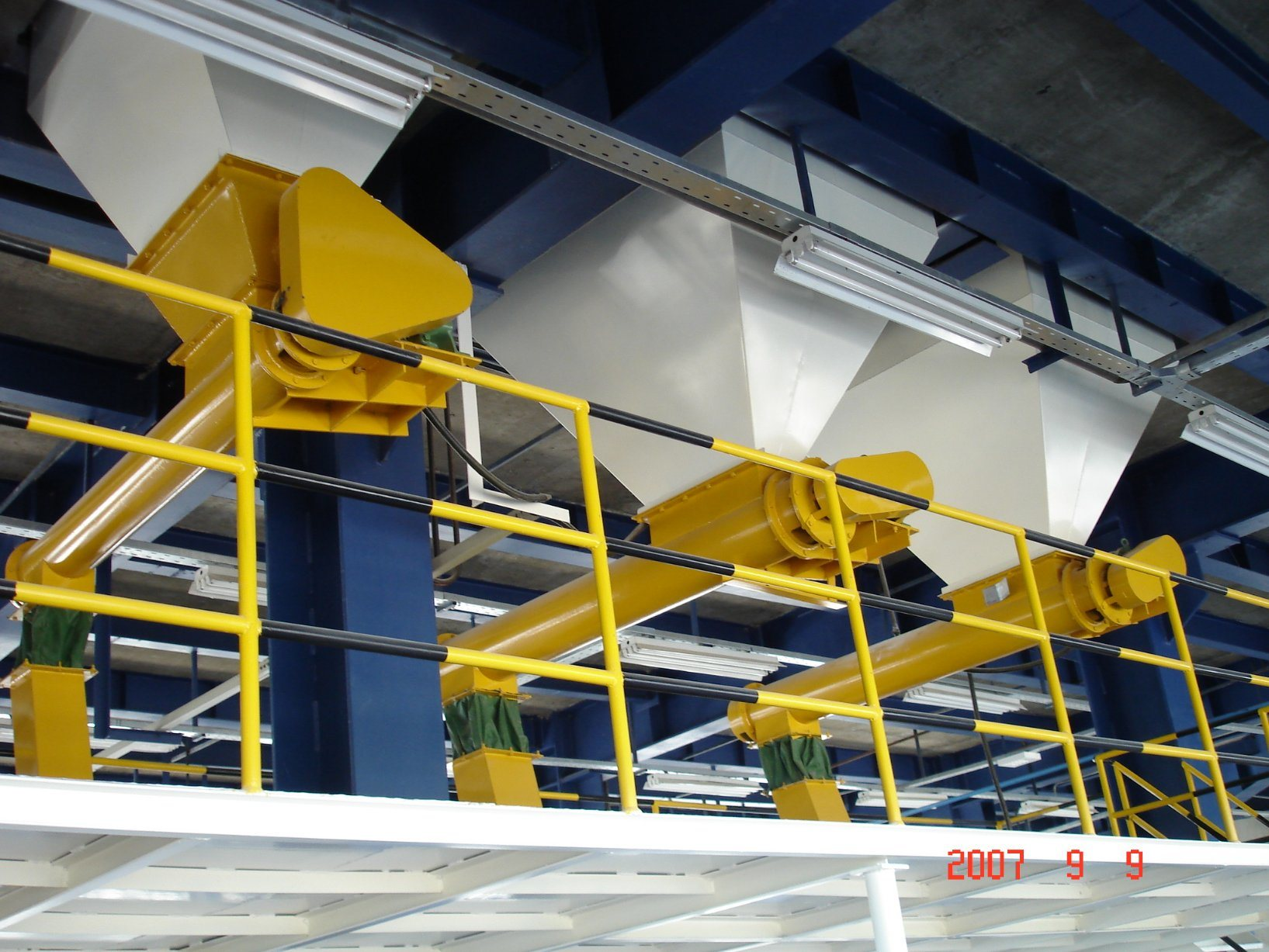 The Whole Set Large-Scale Detergent Powder Production Line Machinery