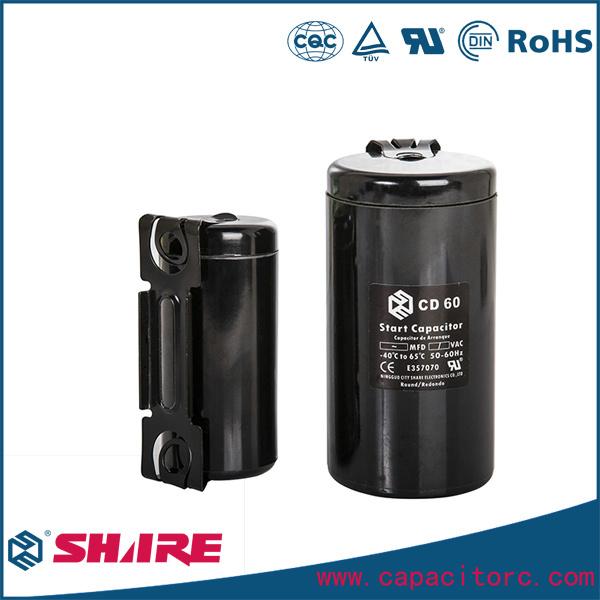 CD60 Capcaitor Motor Start Capacitor