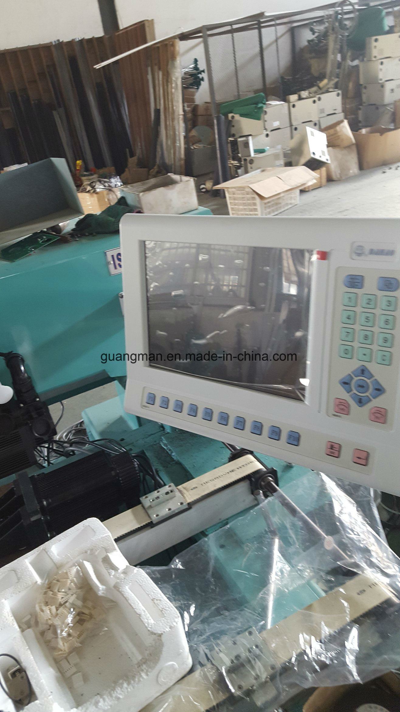 Hye-C639/250*550*1300 Full Chenille Embroidery Machine