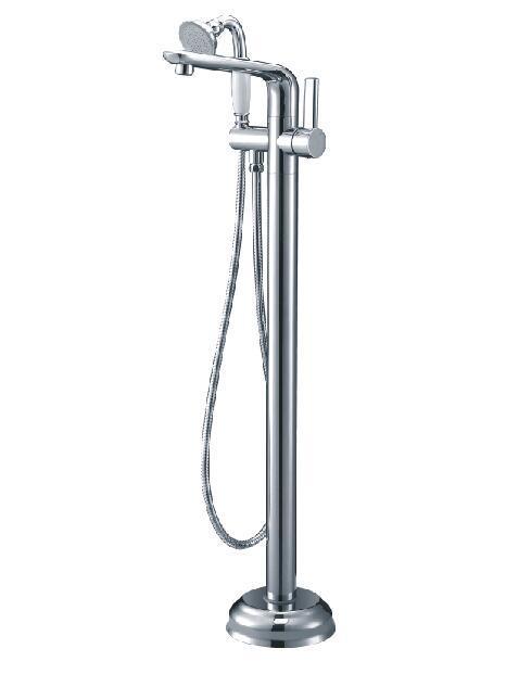 Floor Standing Bath-Shower Mixer Tap (CAG50057-1)