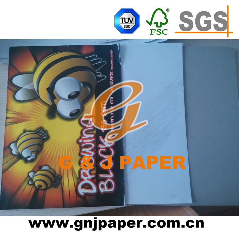 Anti-Curl Excellent Quality Drawing and Painting Paper for Sale