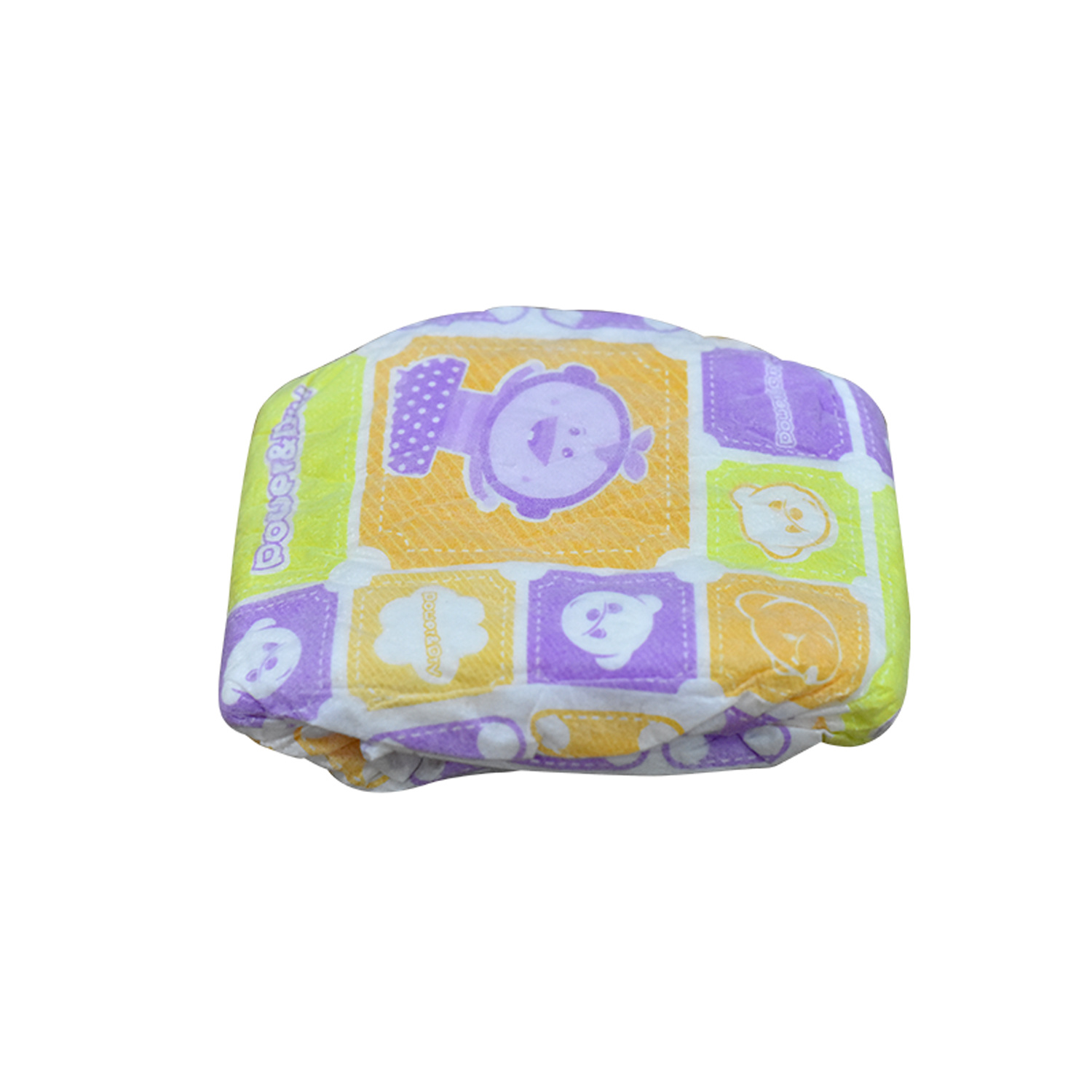 Adult Diaper with Magic Tape Hold Breathable Dry Surface