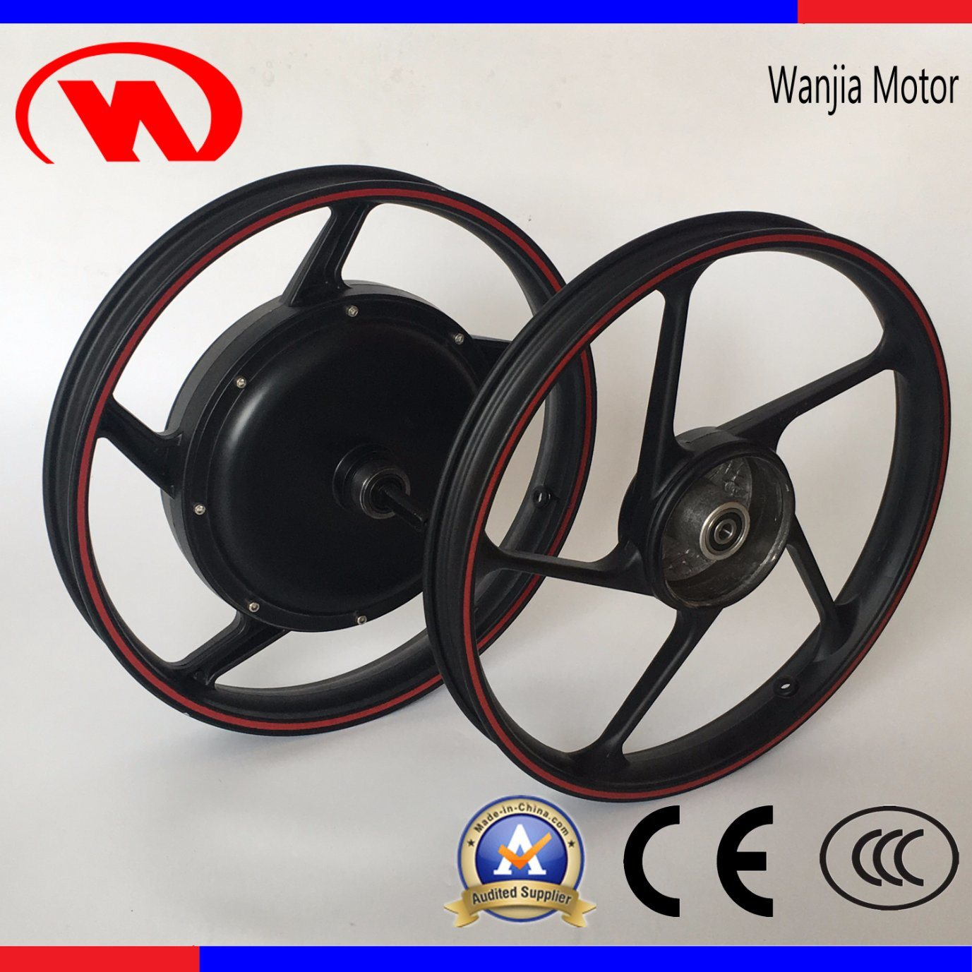 18 Inch DC Brushless Toothless Motor for YAMAHA Electric Bike