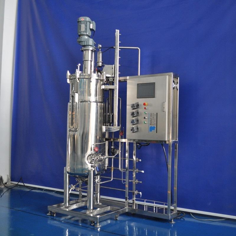 200 Liters Stainless Steel Fermenter (Mechanical stirring)
