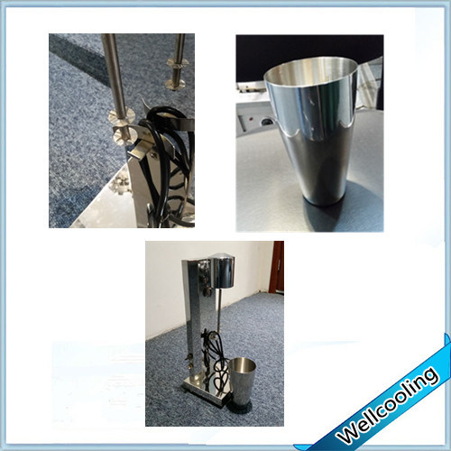 Double Head Mixer Milk Shake Machine