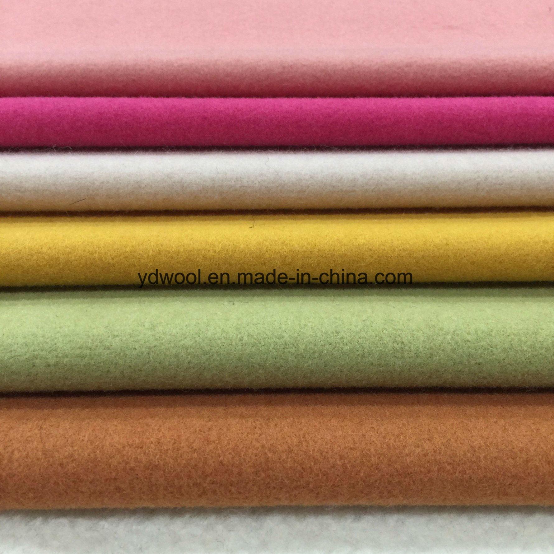 Decatizing Roman Knitting Wool Fabric Ready Greige