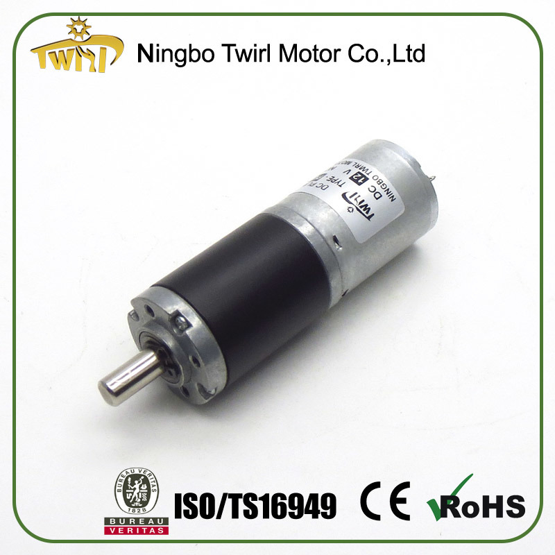 Top Sale Manufacturer 25mm Motor Gearbox