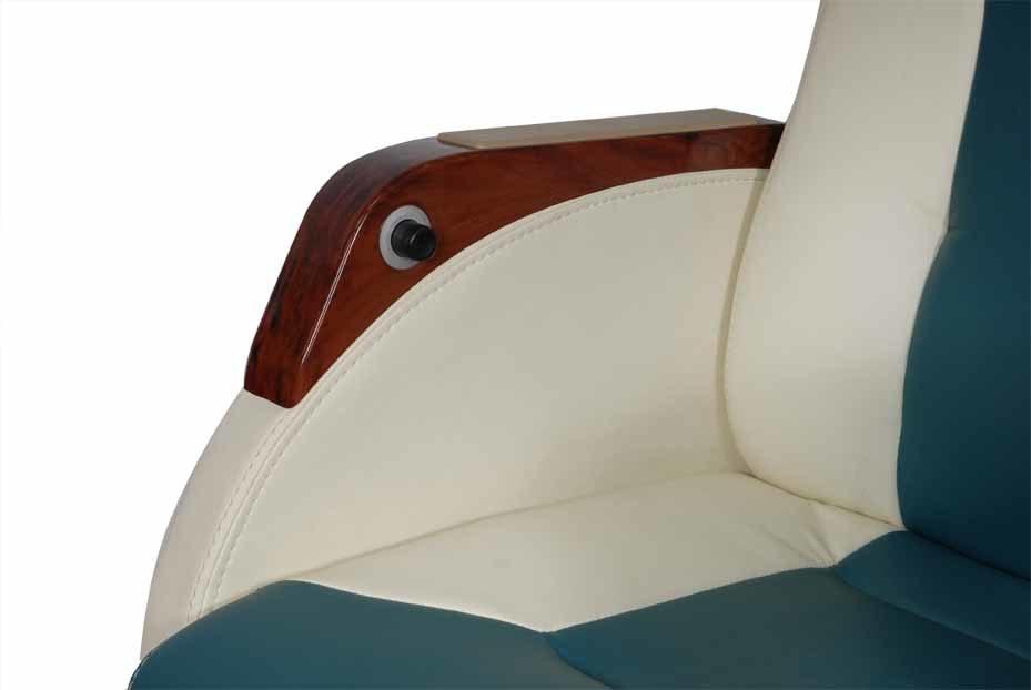 Luxury Safety Passenger Coach Intercity Bus Auto Driver Seat