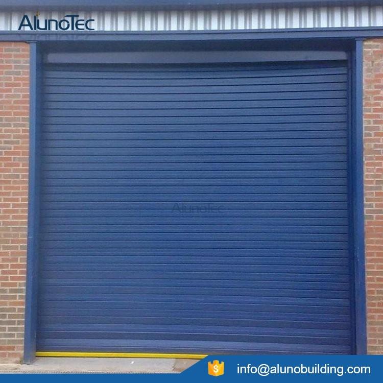 Customized Aluminum Roller Shutter Window