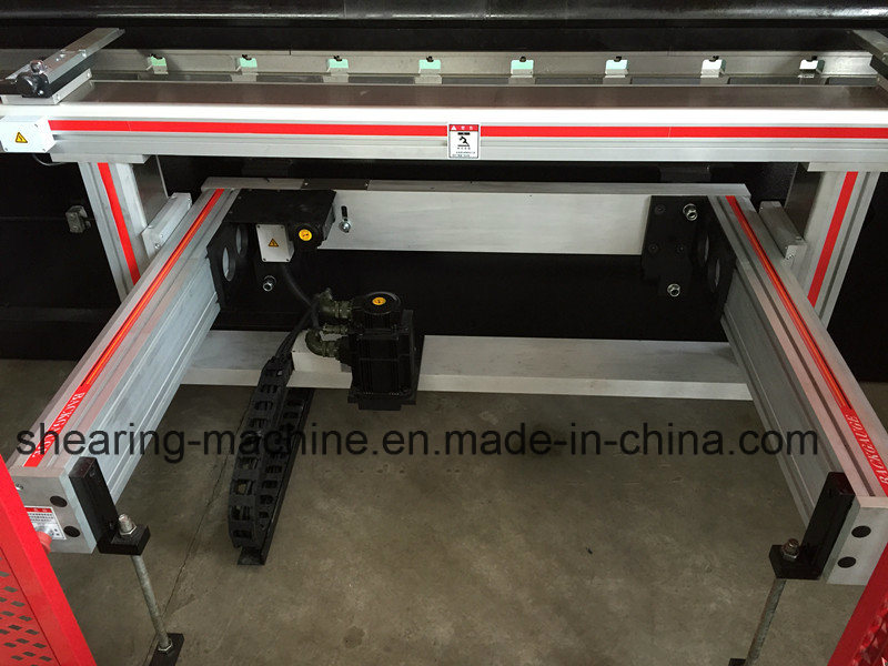 MB8-100t*4000 Hydraulic CNC Bending Machine for Metal Bending