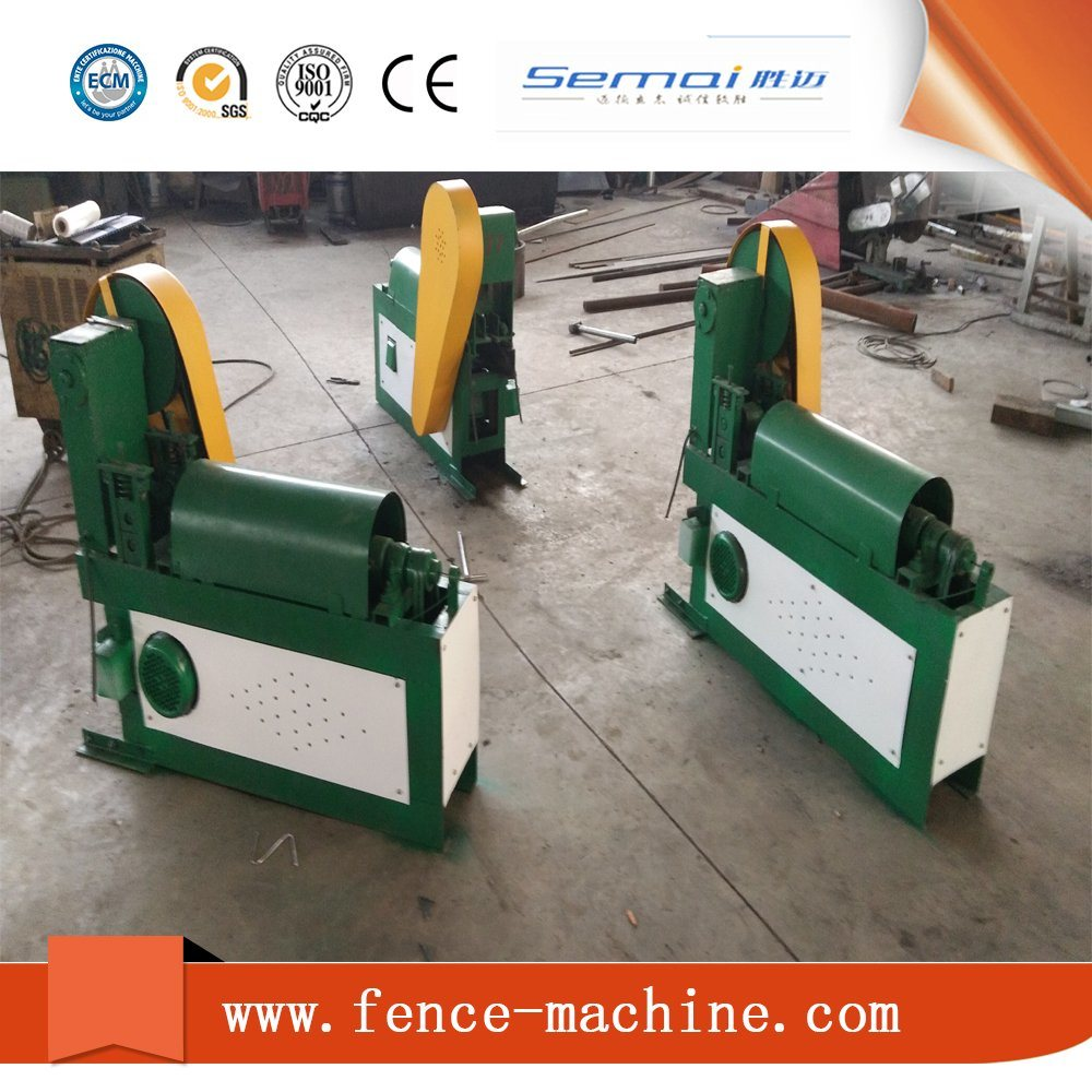 High Speed Automatic 2-5mm Wire Cutting Straightening Machine