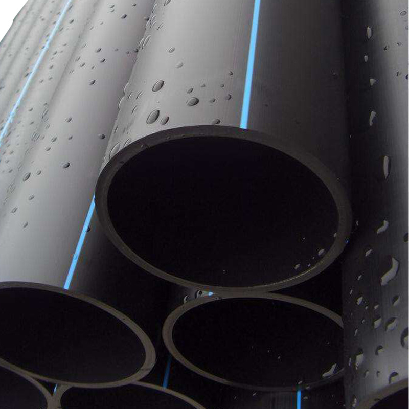 Full Range Diameter Plastic HDPE Pipe for Water Supply