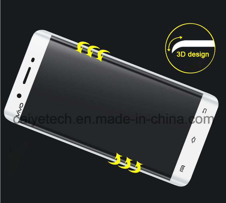 Factory High Quality HD Water-Proof Tempered Glass Protector Film for Vivo Xplay5