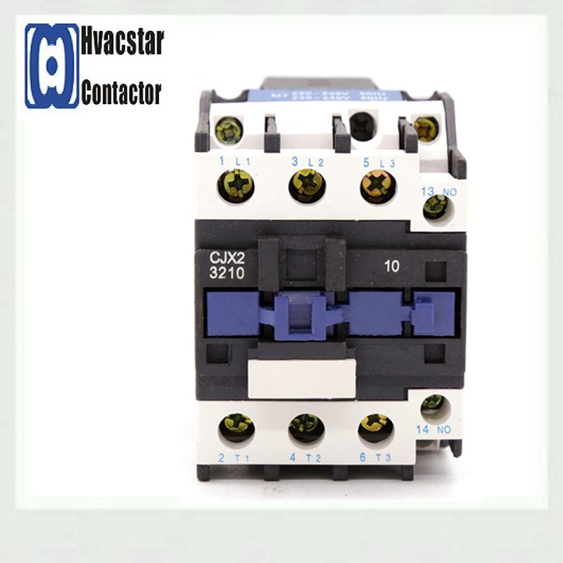 Hvacstar Cjx2 Series AC Contactor 32A Household Appliances 660V