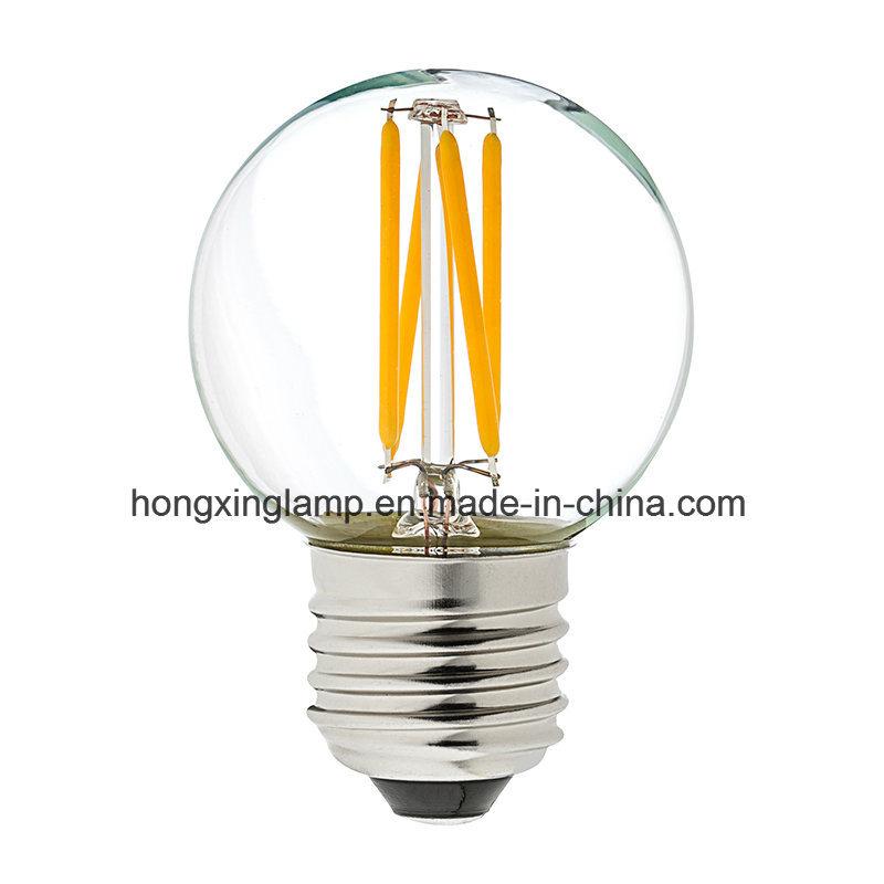 LED Filament Bulb G45 4W