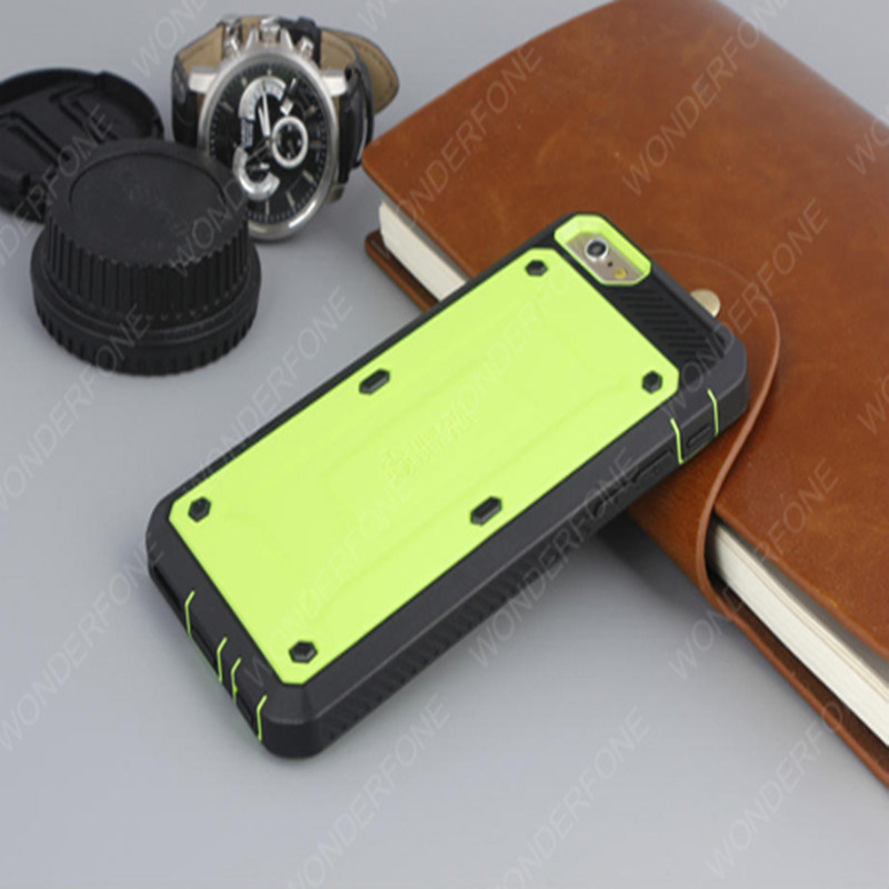 Plastic TPU Mobile Phone Cover for iPhone 6