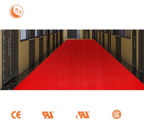 Doule Colors Dulex PVC Coil Anti-Dust Car Floor Mat