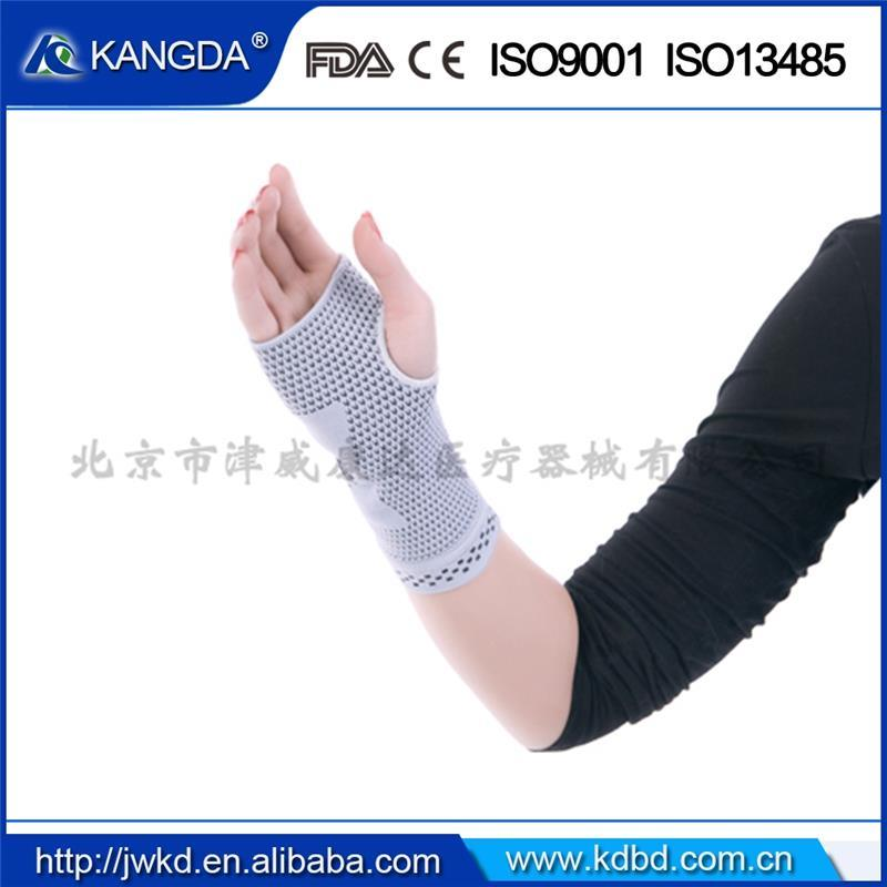 Free Sample Palm Wrist Protector Support Brace Sleeve