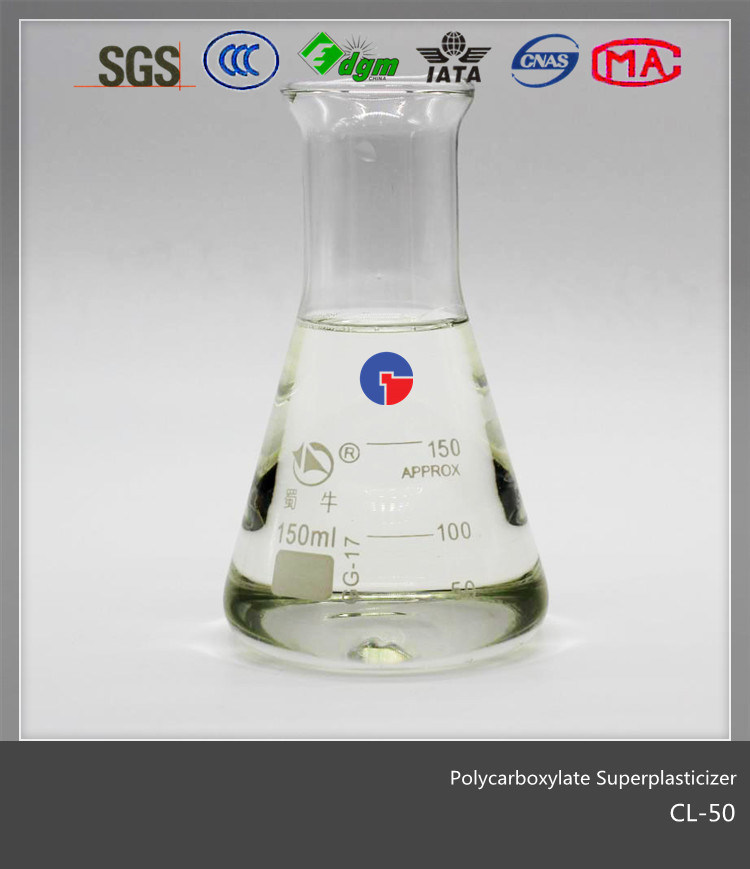 Promote High Early Strength Type Polycarboxylate Superplasticizer Concrete Admixture