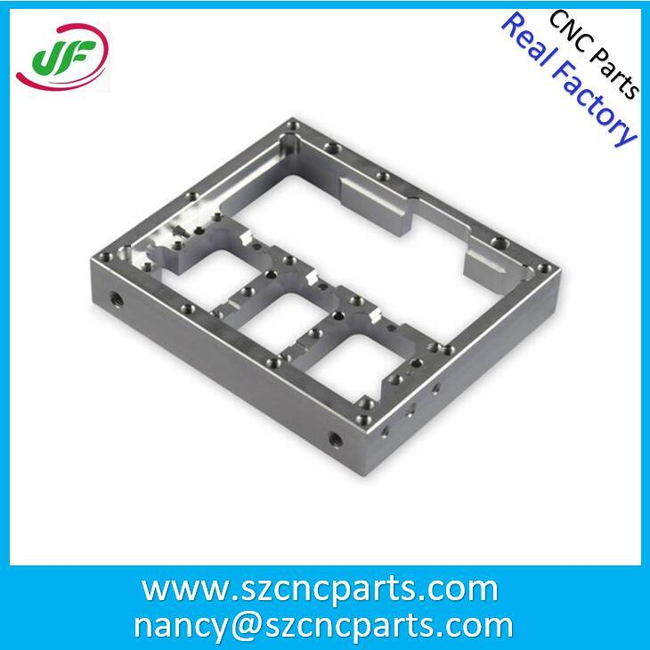 High Performance Lathe Spare Part Anodized Aluminum Part CNC Machining Part