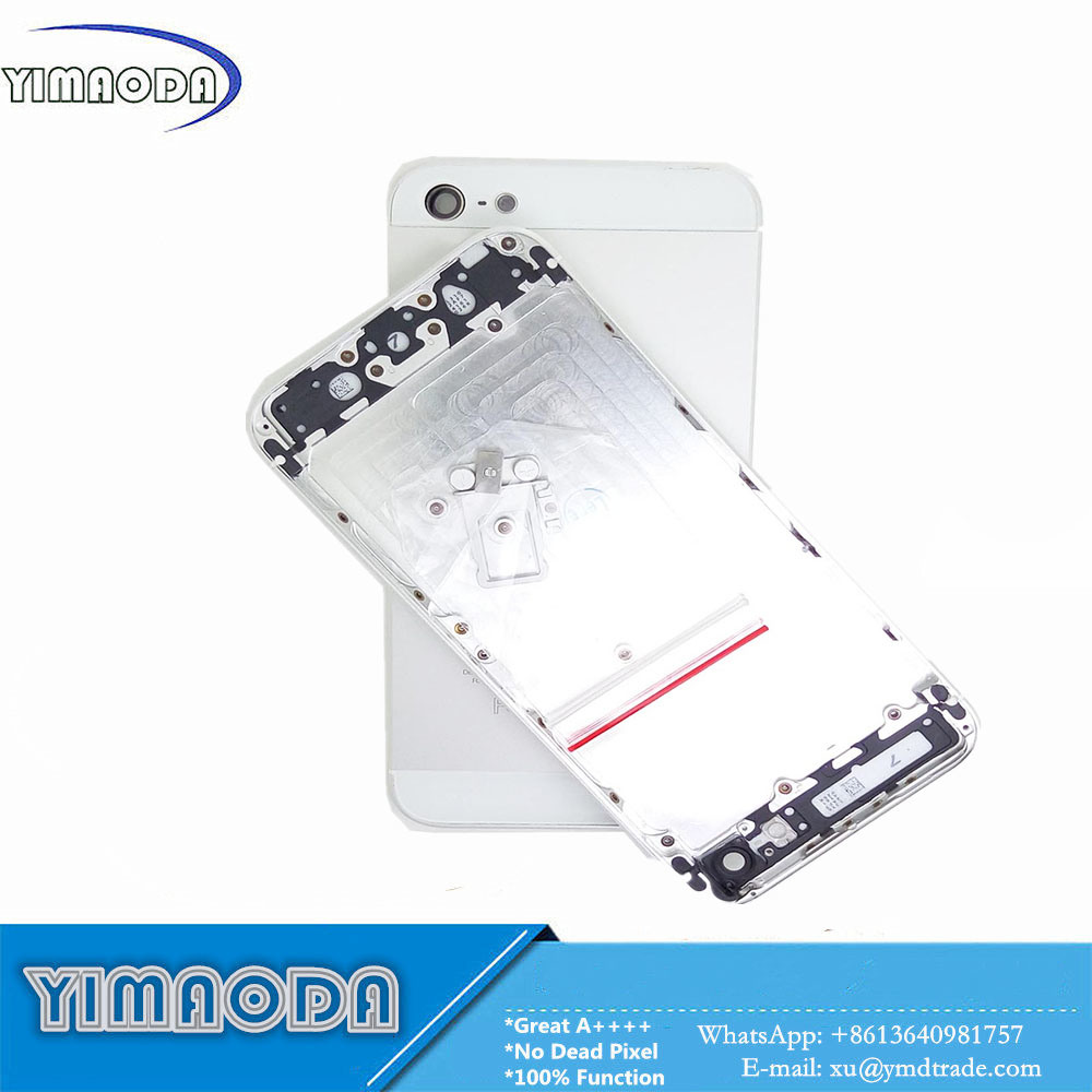 Original New Housing Battery Back Cover for iPhone 5 5g Parts