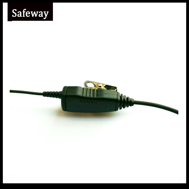 One Wire Walkie Talkie Earphone for Motorola Cls1410