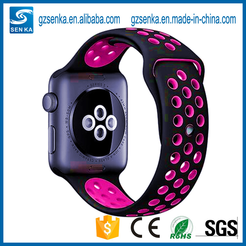 Amazon Hot Selling Smart Watch Silicone Band