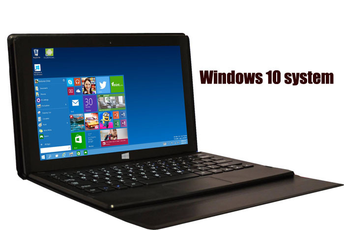 10.10 Inch Tablet PC with Dual System Windows 10 Android 5.1 3G Tablet PC with Live IPTV