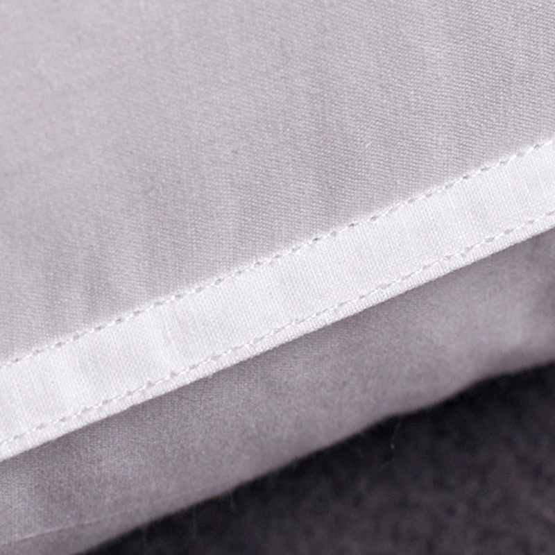Hotel Bedding Set Pillow Case & Pillow 100% Cotton (BE-006) Manufacturer