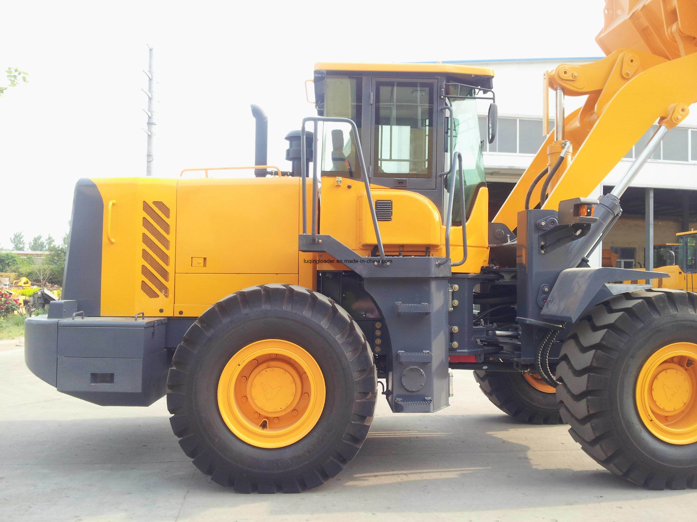 Loader Construction Machinery (LQ953)
