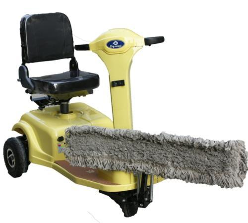 New Design Cleaning Dust Cart