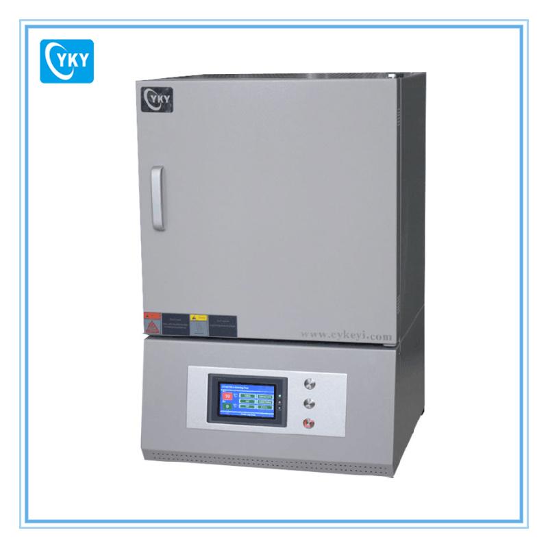 High Temperature Laboratory Gem Sapphire Heating Muffle Furnace