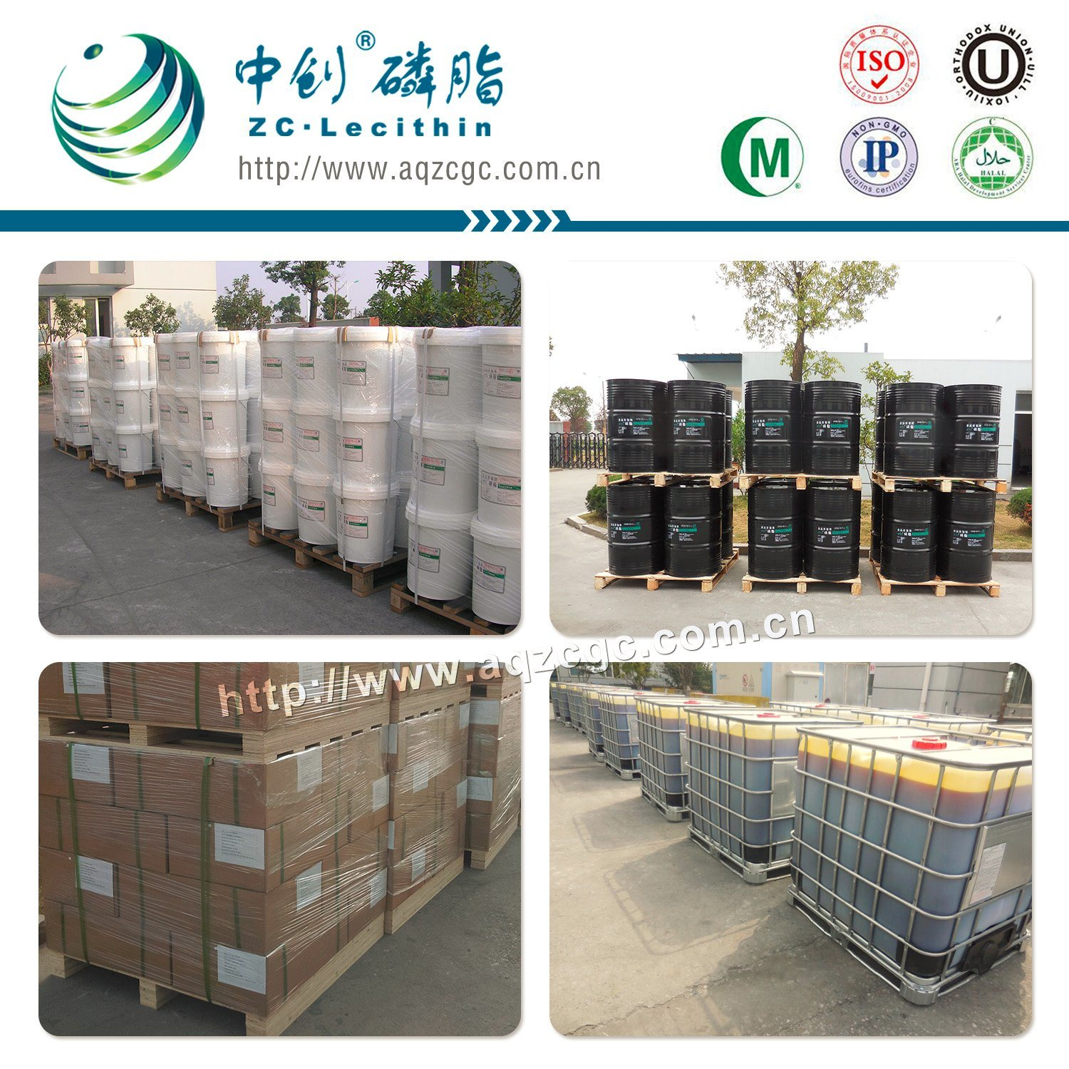 Soy Lecithin Packing