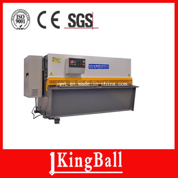 QC12y Hydraulic Shearing Machine (QC12Y-10X2500)