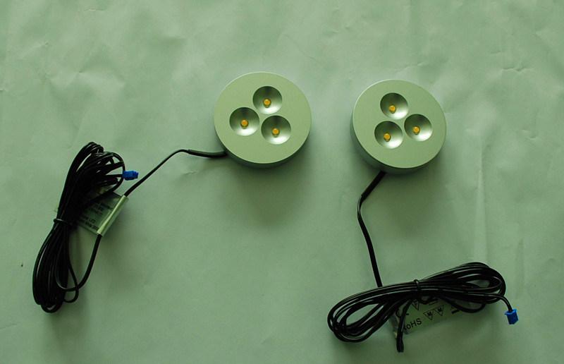 LED Under Cabinet Lights (3W, DC12-24V)