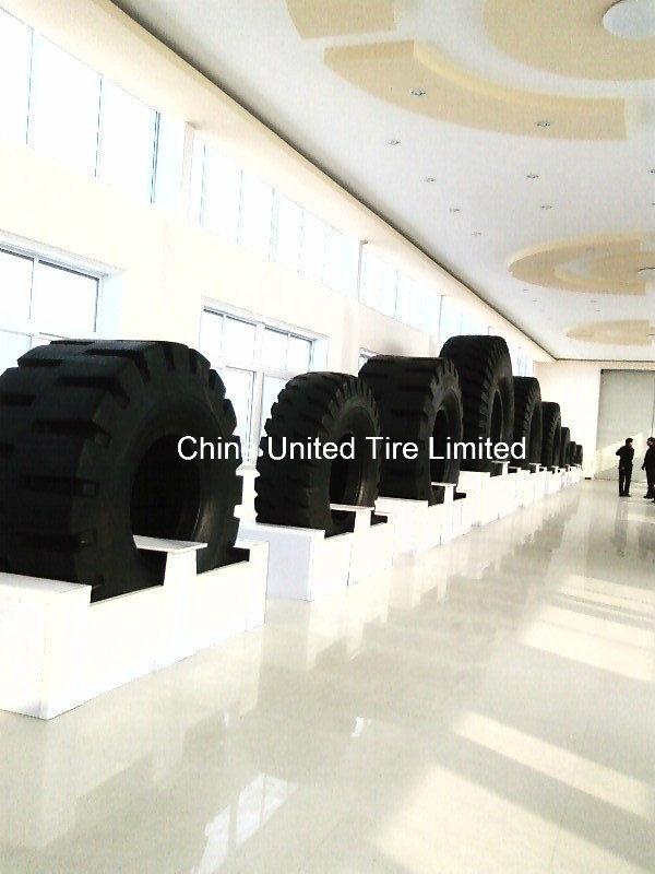 E3 L3 Design Industrial OTR Tyre, OTR Tire, Loader Tires, Loader Tyres