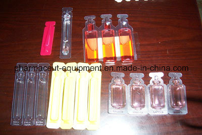 Plastic Ampoule Forming Machine (low speed DSM)