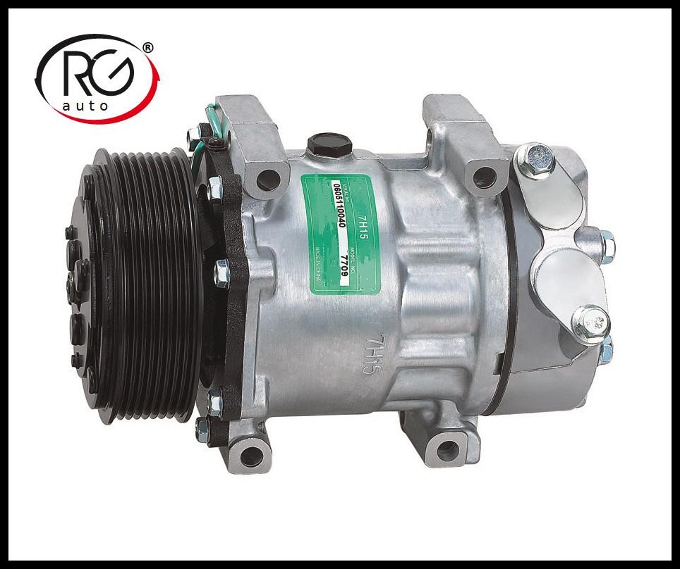 Auto AC Compressor 7h15 8pk