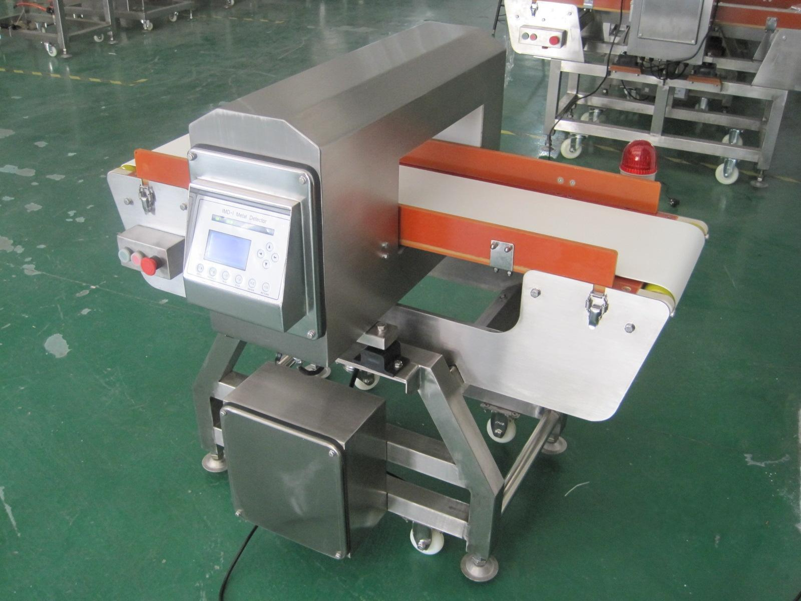 Metal Detector, Detector Metal, Metal Detection Machine, Jl-IMD3012 for Seafood, Meat, Fish, Fruit, Vegetable Inspection
