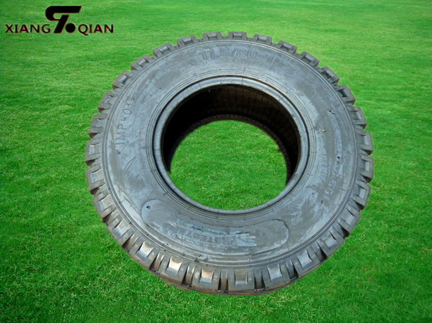 10.0/75X15.3, 11.5/80-15.3, 12.5/80-15.3 Tubeless Implement Trailer Tyres