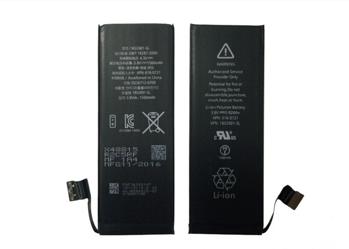 High Quality Original Cell/Smart/Mobile Phone Battery for iPhone 7 Plus for Apple