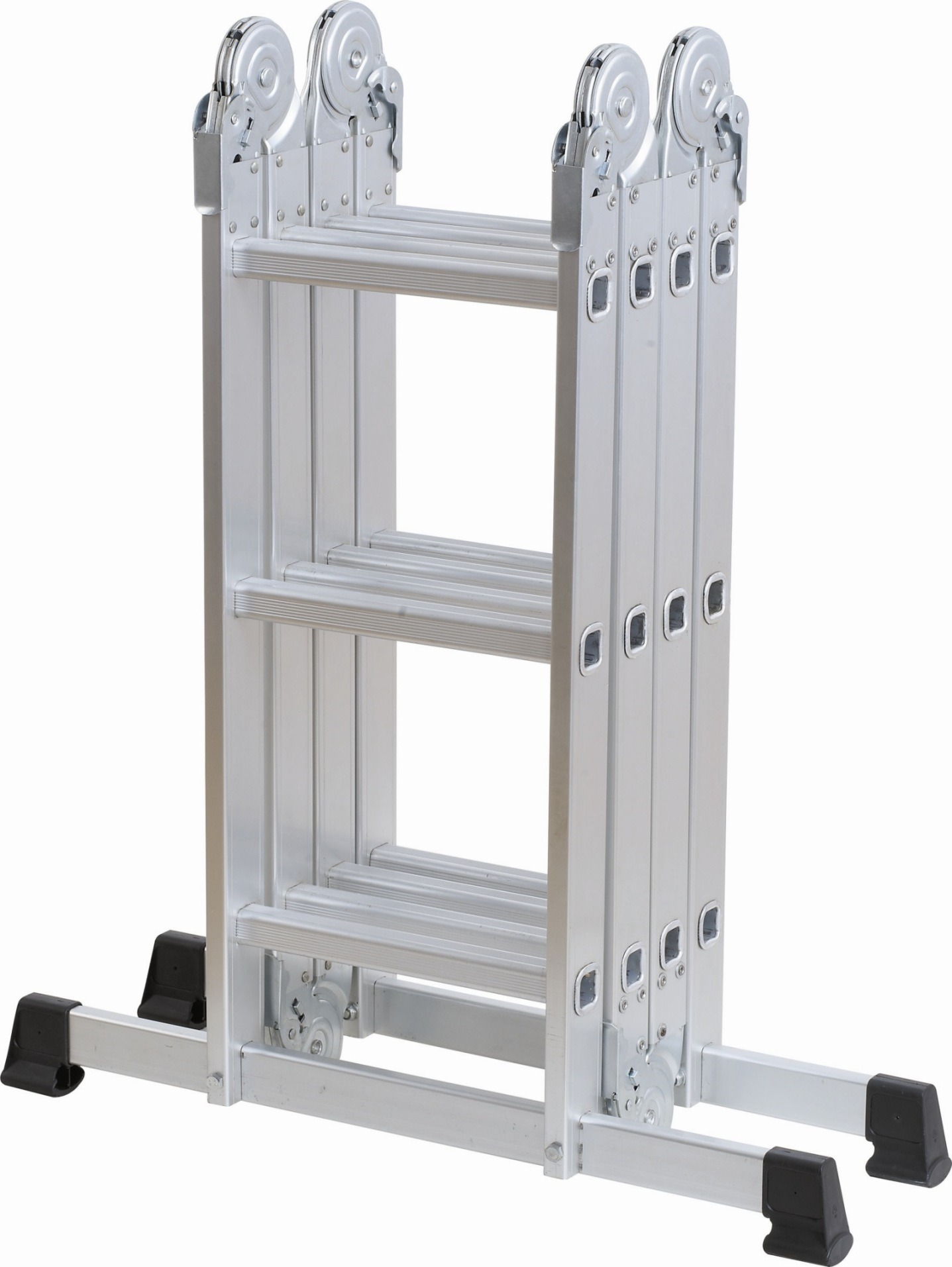 3*4 Multi-Purpose Aluminum Step Ladder (WK3210)