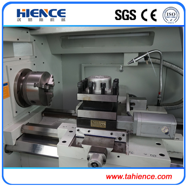 Low Cost 3 Jaws Horizontal CNC Turning Machinery Metal Lathe Ck6140A