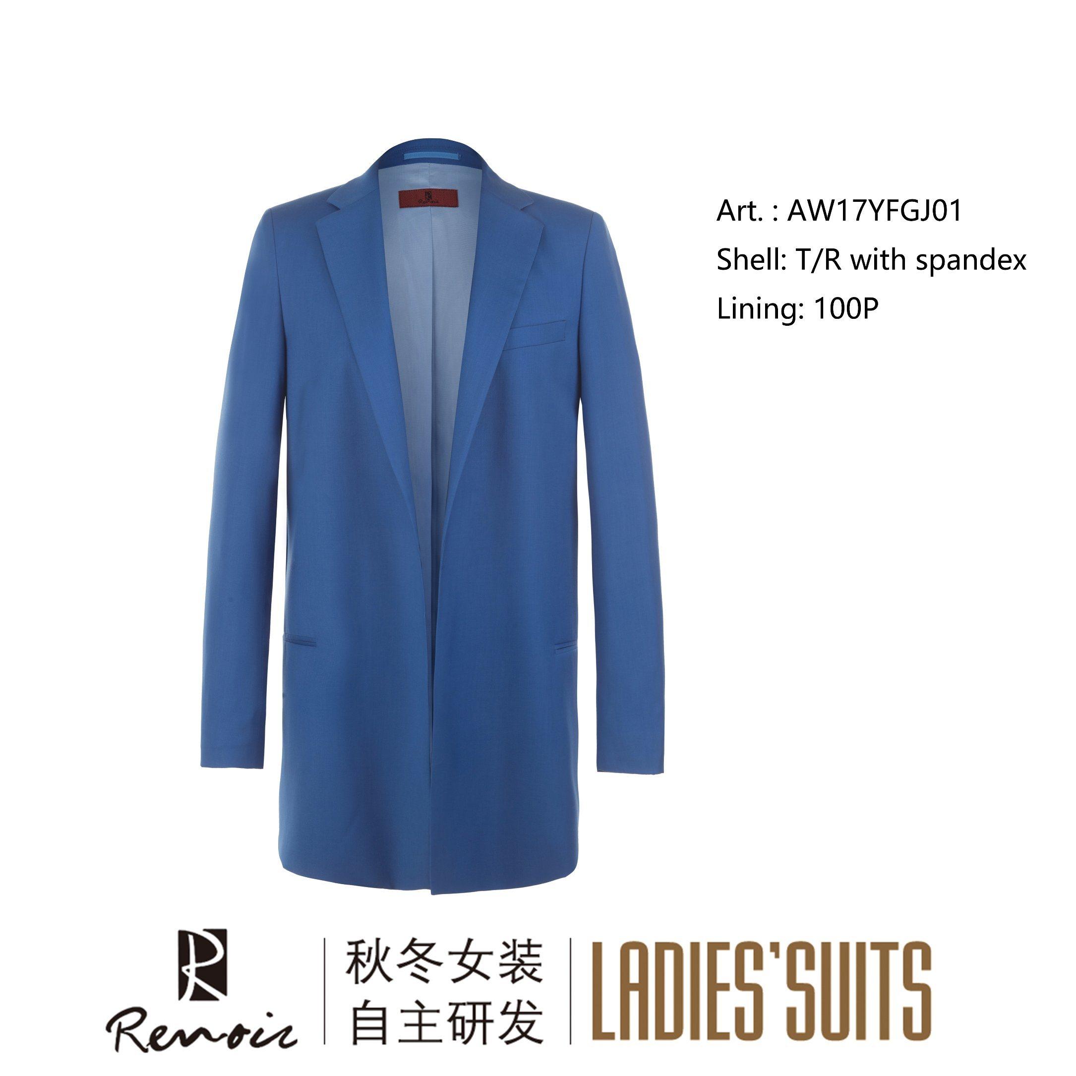 OEM Winter Women′s Overcoat