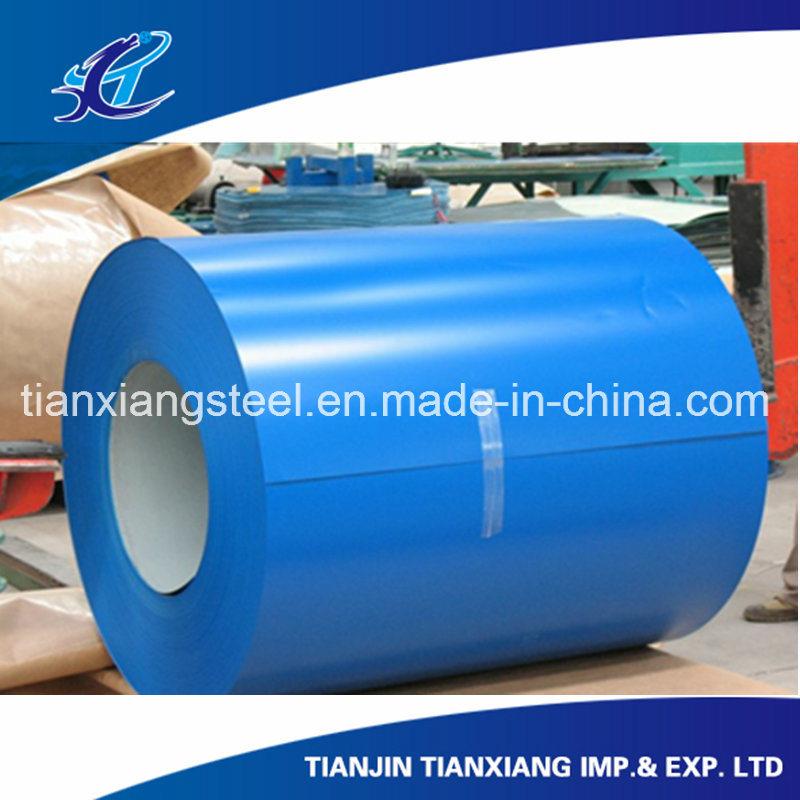 Metal Sheet JIS G3312 CGCC Prepainted Galvanized Steel Coil