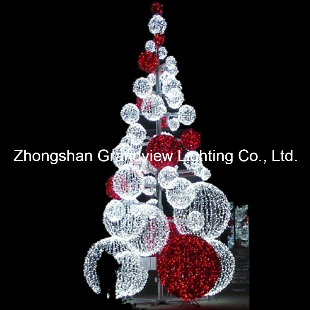 LED Outdoor Giant Christmas Tree