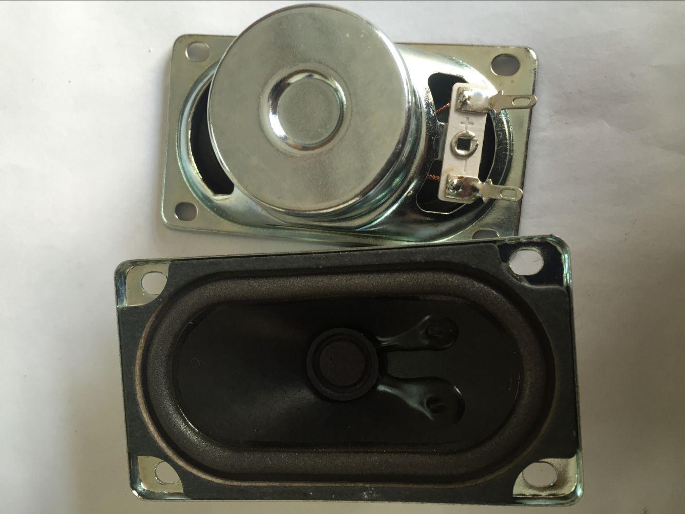 Square Speaker Use for TV or Desktop Audio