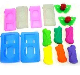 Molded Rubber Silicone Plastic Parts (SMC-036)