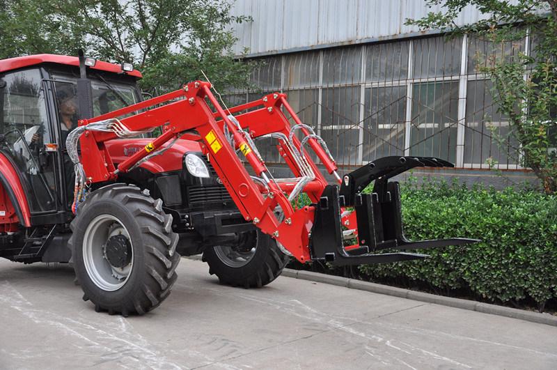 Farming Log Grab for Tractor