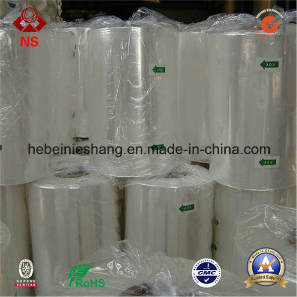 Transparent PVC Heat Shrink Film